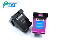 Remanufactured ink cartridge for HP901 for HP 901XL for HP Officejet J4580/J4640/J4680 Show ink level chip