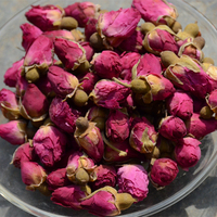 Yunnan Organic Dried rose bud health premium herbal Rose tea