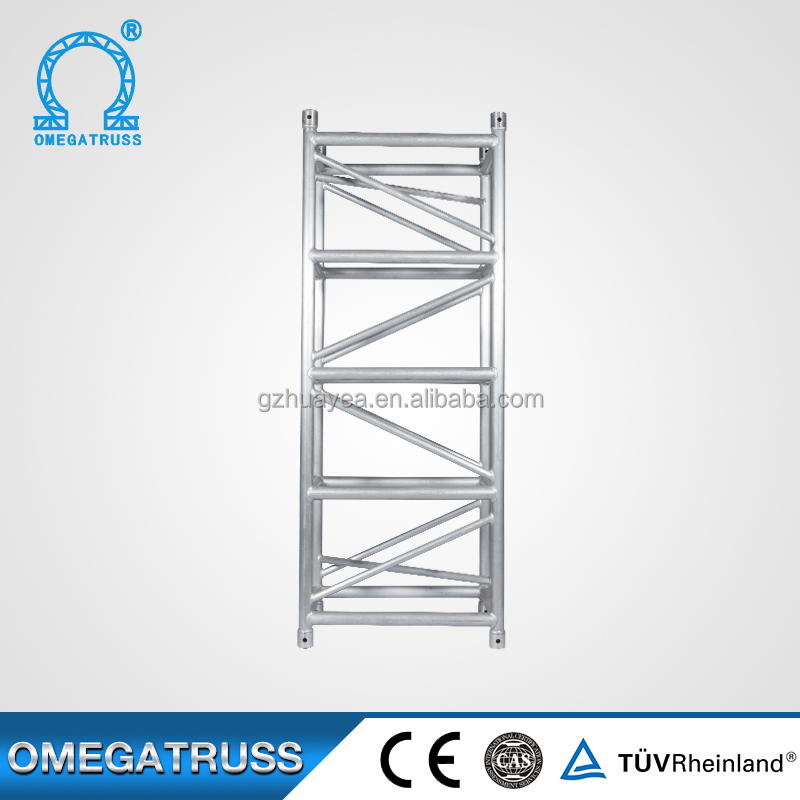 Quick and easy set up fashion show stage equipment runway truss
