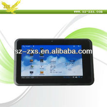 ZXS cortex-a9 1.5ghz ram 512mb rom 4gb wifi skype hdmi best 7 inch cheap tablet pc