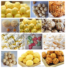 CE approaved factory price industrial popcorn making machine