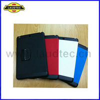 New Design Flip PU Leather Stand Case for iPad Mini Laudtec