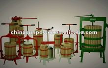 Basket Wine Press