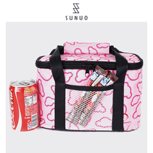 insulated wine carrier bag insulation cooler bags with client's logo insulin pen cooler bag