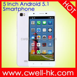 Star G9 5 inch Touch Screen MTK6580 Quad Core Andriod 5.1 OEM No brand Smart Phone