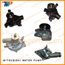 water pump for MITSUBISHI Cooling System parts engine diesel MD041041,6D14/15