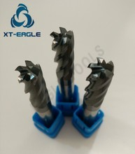 Best Sell Designer High Helix Carbide End Mill