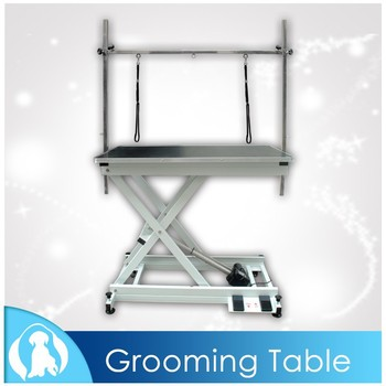 2017 Electric Scissor lift Heigth Adjustable Table from factory direct supply