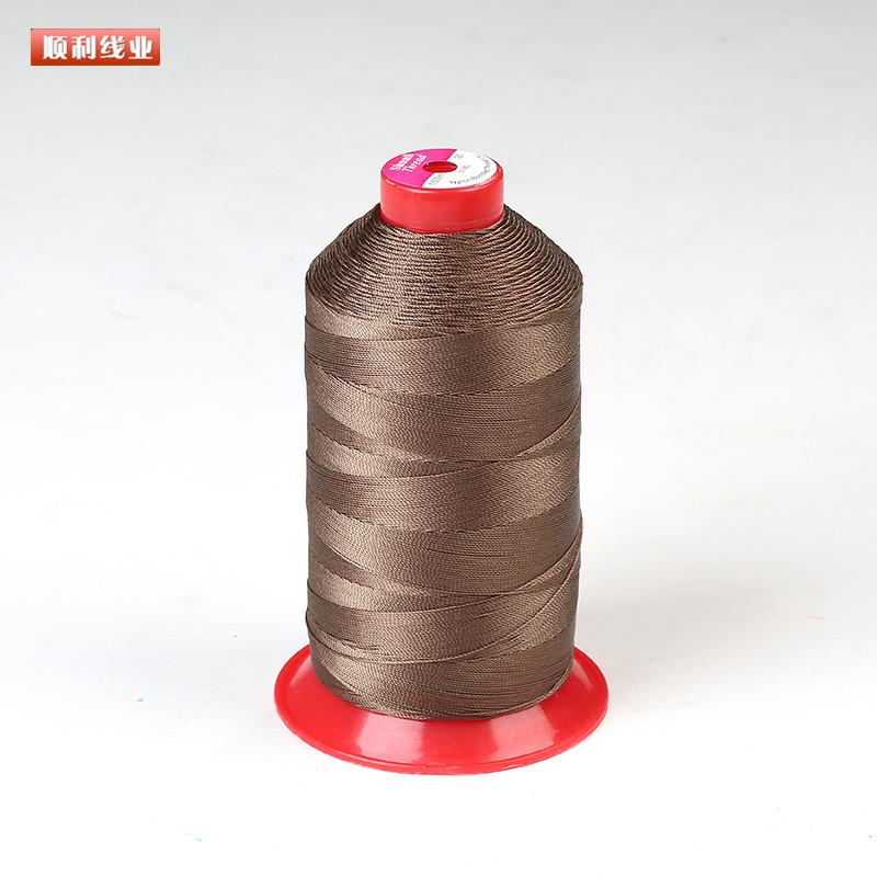 Quality bonded Nylon thread for sewing leather