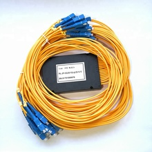 1*32 optical fiber Splitter/ PLC splitter/ Fiber optic splitter for optical <strong>communication</strong>