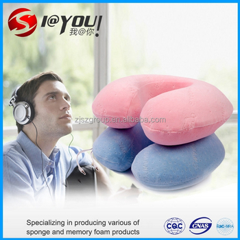 Wholesale Trendy Design pillow / High Quality Comfortable memory foam pillow,neck pillow