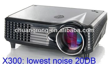 energy saving with low power but high brightness projector
