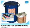 hot sale white PUR book binding hot melt adhesive glue