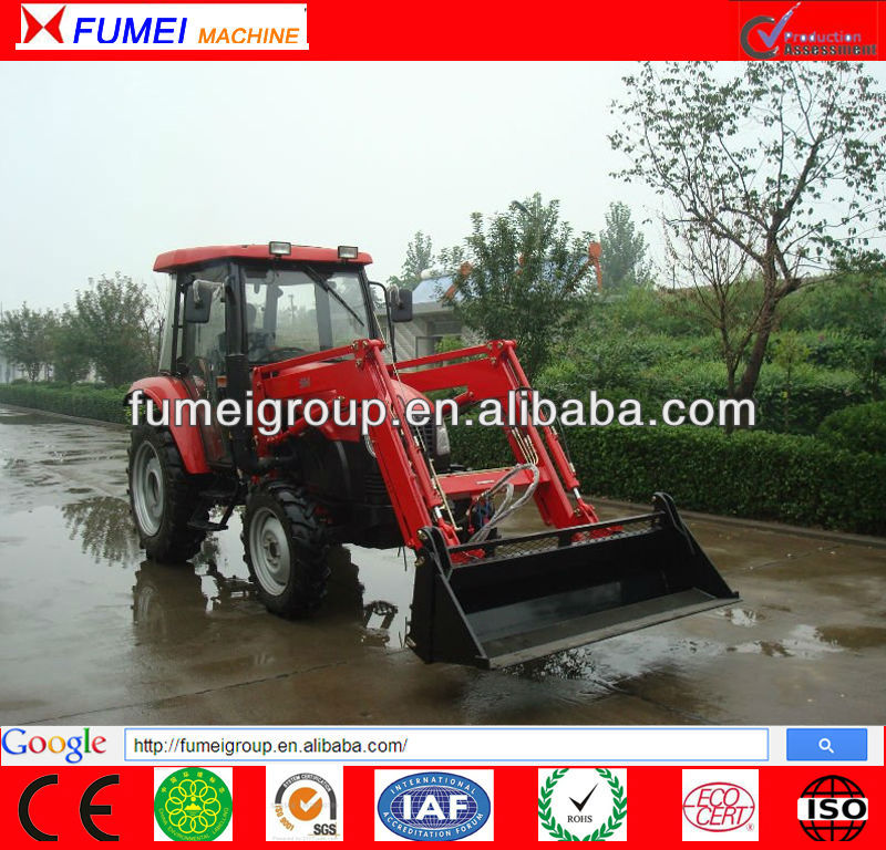 CE Front End Loader for Bomr Tractor
