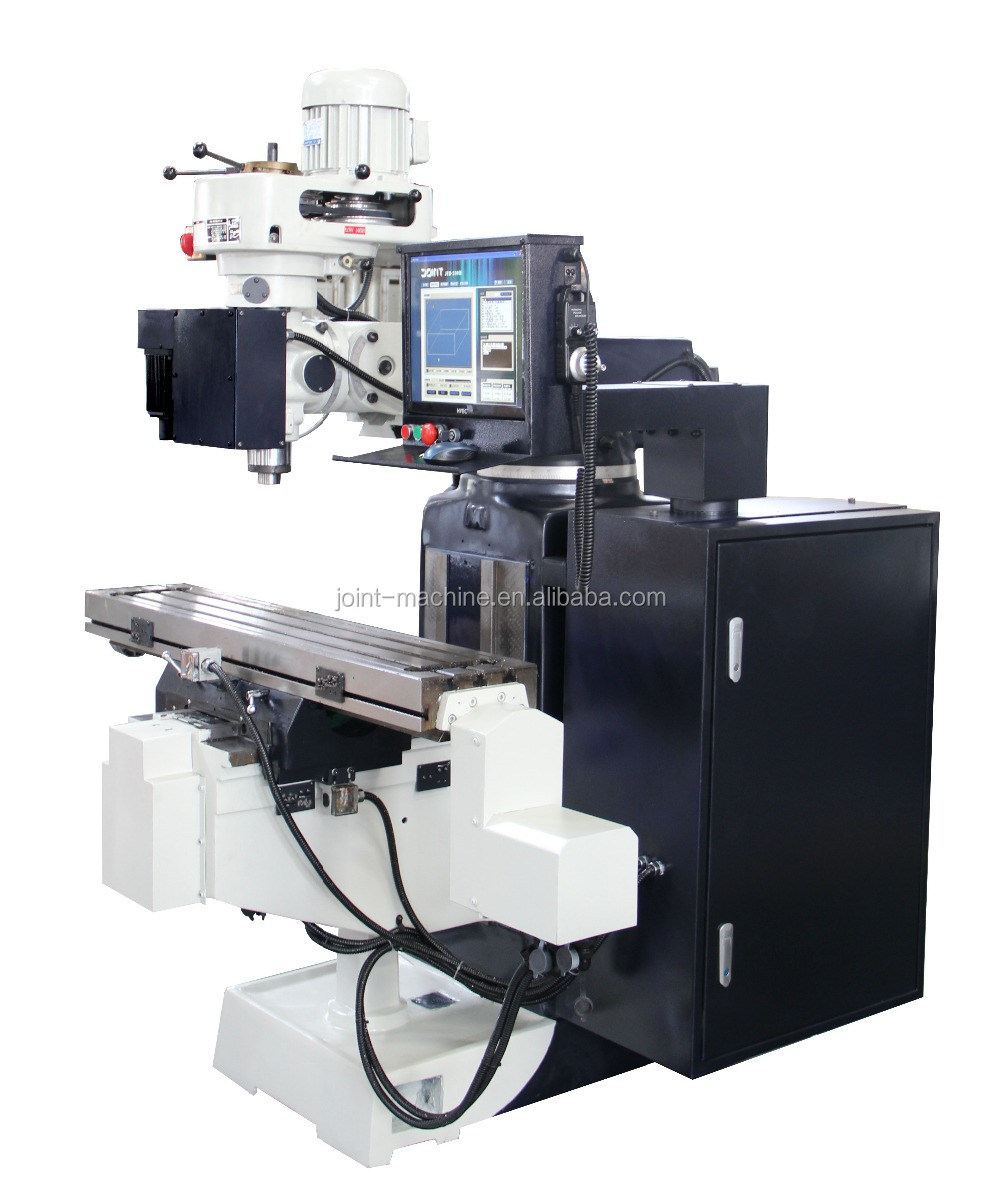 Joint Brand High quality and The most popular 3 Axis Low cost CNC Milling machine 4KJ-B