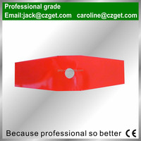 clear view wiper blade for brush cutter
