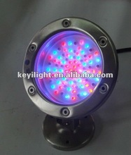 High Brightness multi color Aluminum color changing outdoor led flood light(K3L8009)