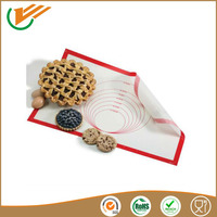 Customized food grade silicone baking table mat for every kitchen