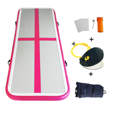 Air Track or Airtrack Factory Produced Inflatable Air Block for gymnastics