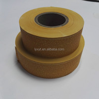 cigarette tipping paper with 0.5mm gold line/34gsm cork tipping paper
