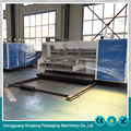 Factory selling hot sell flexo die cutting and printing machine