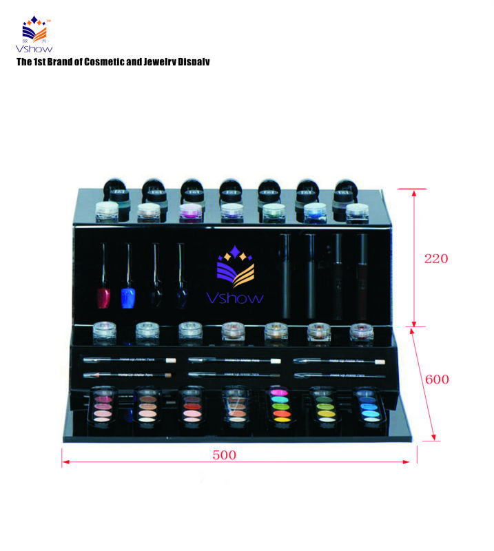 acrylic cosmetic display stand mac acrylic cosmetic display
