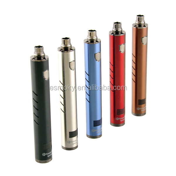 Adjustable Voltage Kanger Tech IPOW 2 Battery 1600mAh Micro USB Charging LED Display Kanger IPOW 2