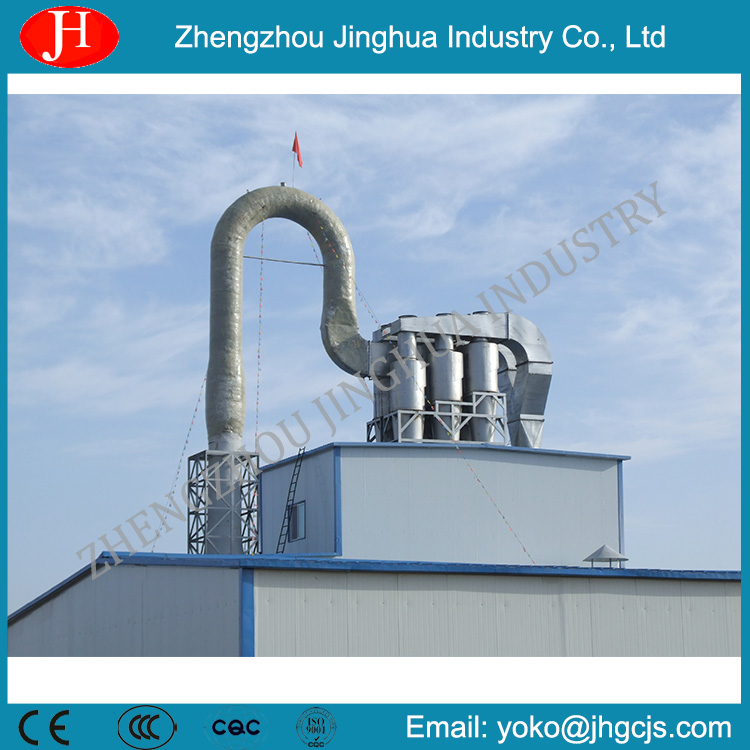 2015 hot selling tube drying machine I corn starch plant
