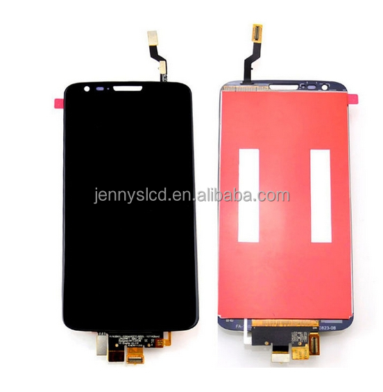 New and original LCD For LG G2 D800 LCD With Digitizer Assembly