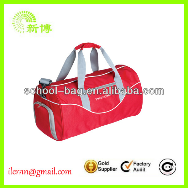 New design handed ladies golf travel bag capa