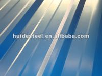 primary color corrugated roofing steel sheet/836 model,corrugated steel sheet
