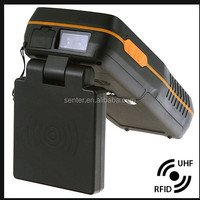 ST308 rugged UHF RFID Barcode Scanner Android PDA handheld /3G/WIFI/Bluetooth/GPS