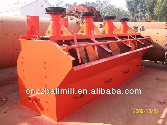 Used in Copper Ore Processing Machinery flotation machine