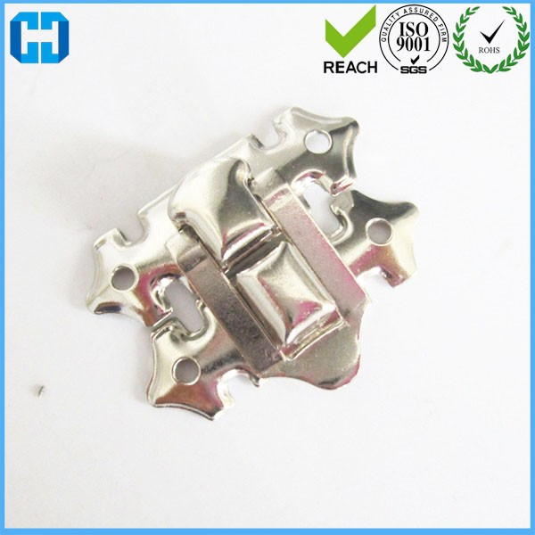 Small Metal Box Latches Wooden Box Lock For Promotional