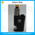 MTL & Dripper & Bottom feeder Romania charm atomizer multifunctional new charm rda with a bf pin