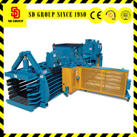 Hydraulic Cardboard Baling Press Machine For