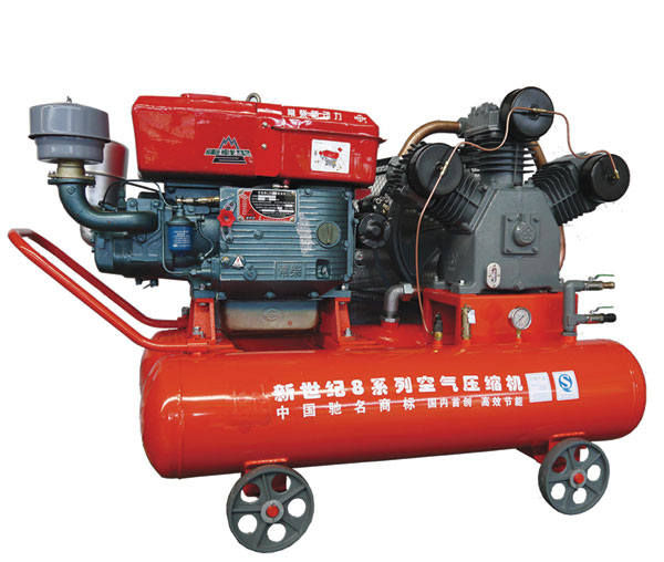 Kerex 3.8m3 7 bar ingersoll-rand diesel portable air compressor W3128
