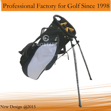Detachable Pockets Nylon Golf Stand Bag