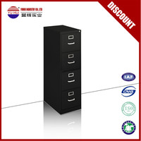 Office Necessary Knocked Down Practical 4 drawer file cabinet