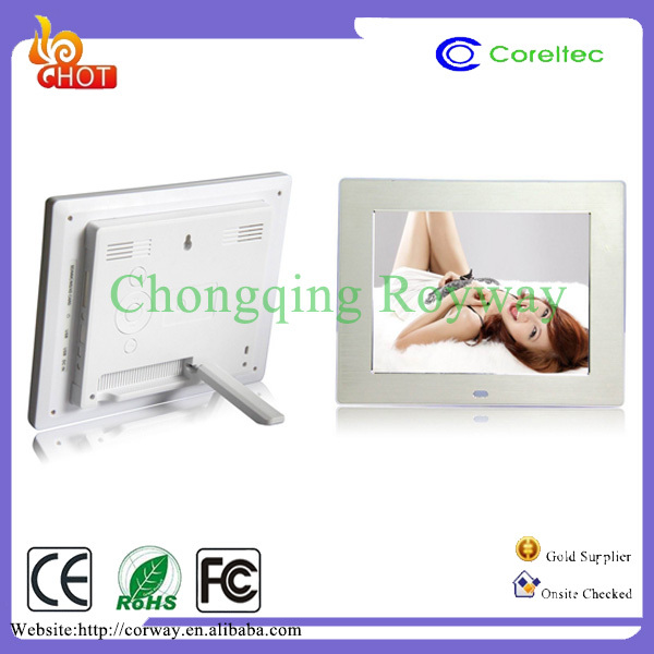 Essential Household Decorations Photo Edit Backgrounds Oem Sex Video Blue Film Digital Photo Frame