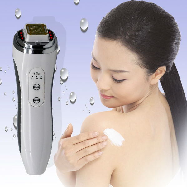 rechargeable wireless RF face care Handheld skin tightening