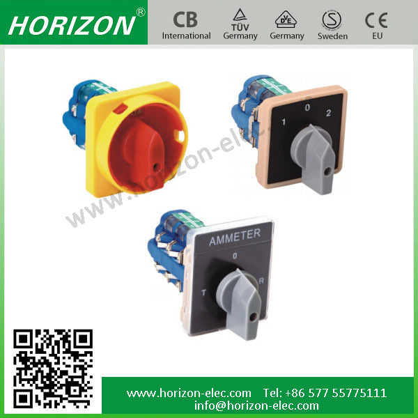 CS-68 Multi-stage selection switch motorized rotary switch