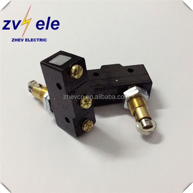 TM1308 tend travel switching 15A 25OVAC limit switch 3 screw pins 1NC1NO metal ring micro switches