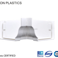 PVC Fittings PVC Roof Gutters Rain