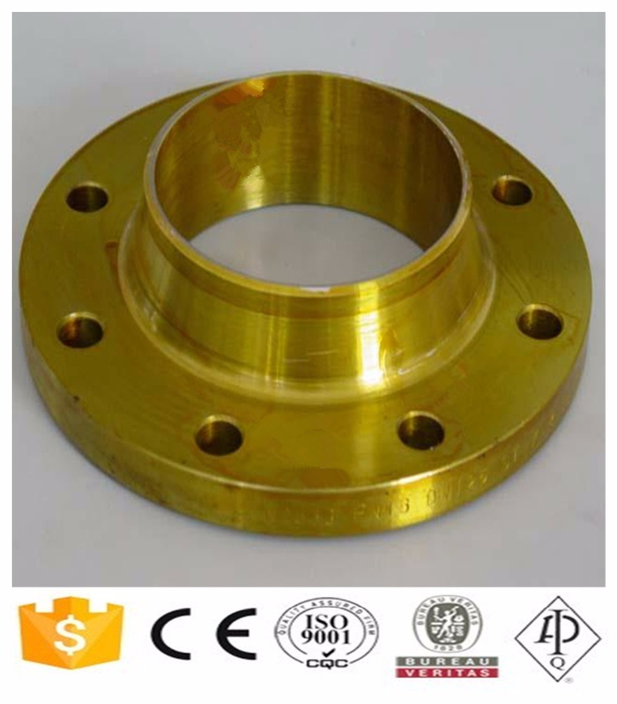 BS4504 forged pn 10 CS / SS WN flange