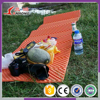 Waterproof Outdoor Mattress Folding Portable XPE Foam Camp Mat/Lightweight Sleeping Pad/ 31-35kg/cbm