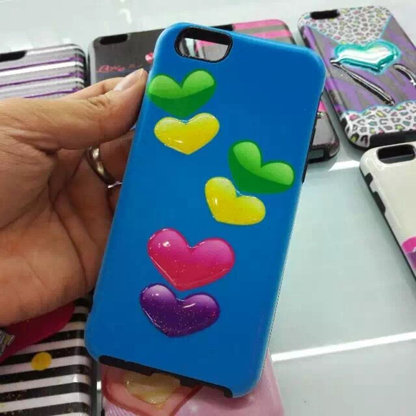 Factory Popular fashionable funny phone case for i6 with good offer