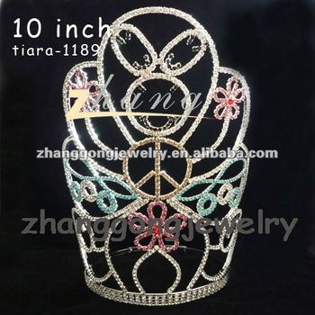 Easter Day Bunny design beauty pageant tiara
