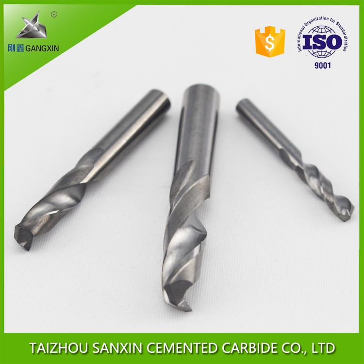 Shipping from China best buy diameter 0.6-20mm tungsten carbide twist drill bit for metal drilling and lathe tools