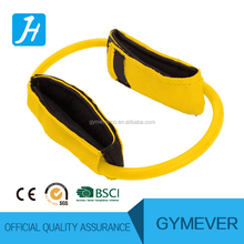 Good quality latex 7pcs/Set Leg Running Boxing Resistance Bands Home Gym Fitness Kick Trainer Exercise Tube Tools